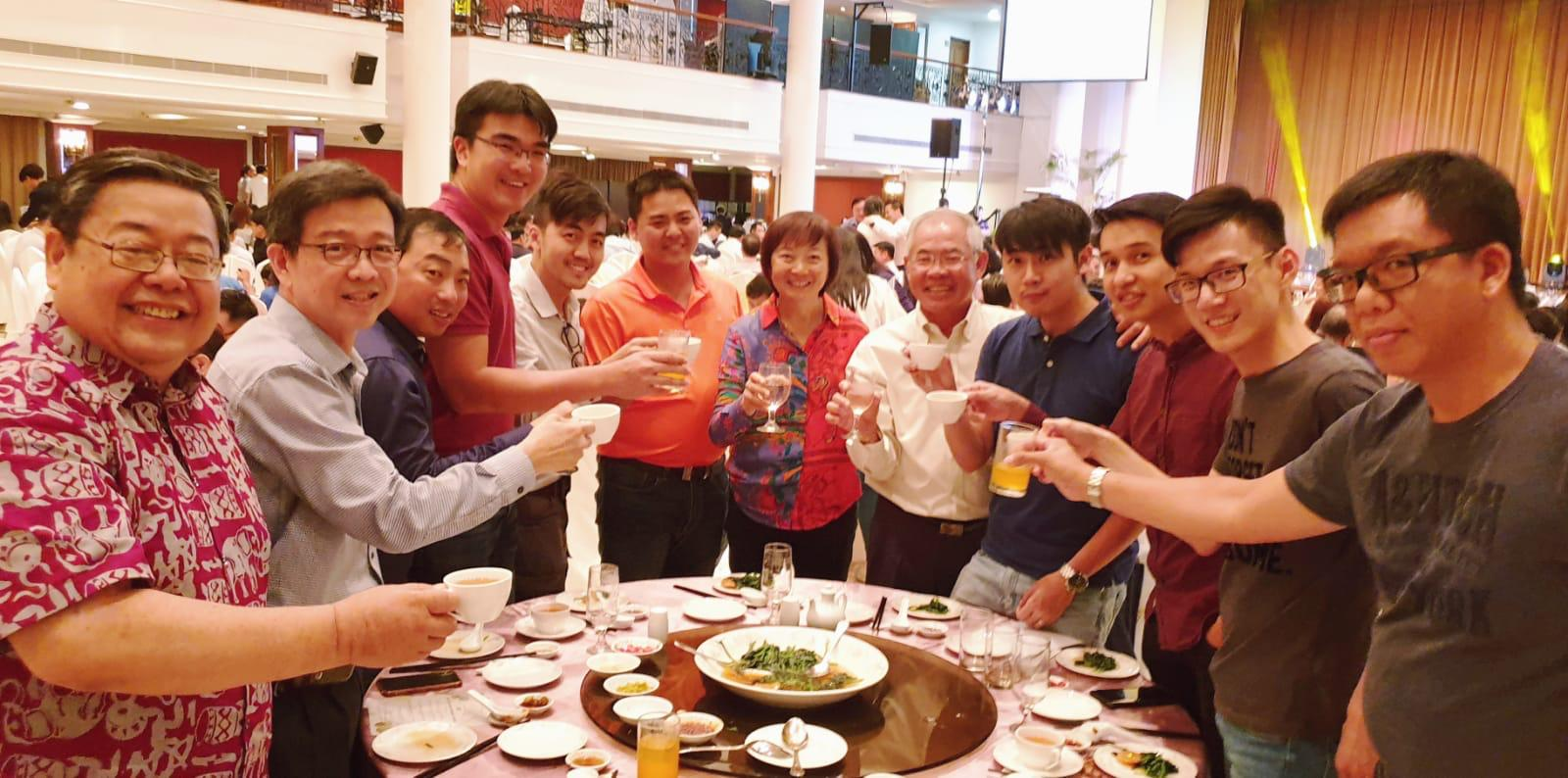 Santarli celebrates Lu Ban's Birthday