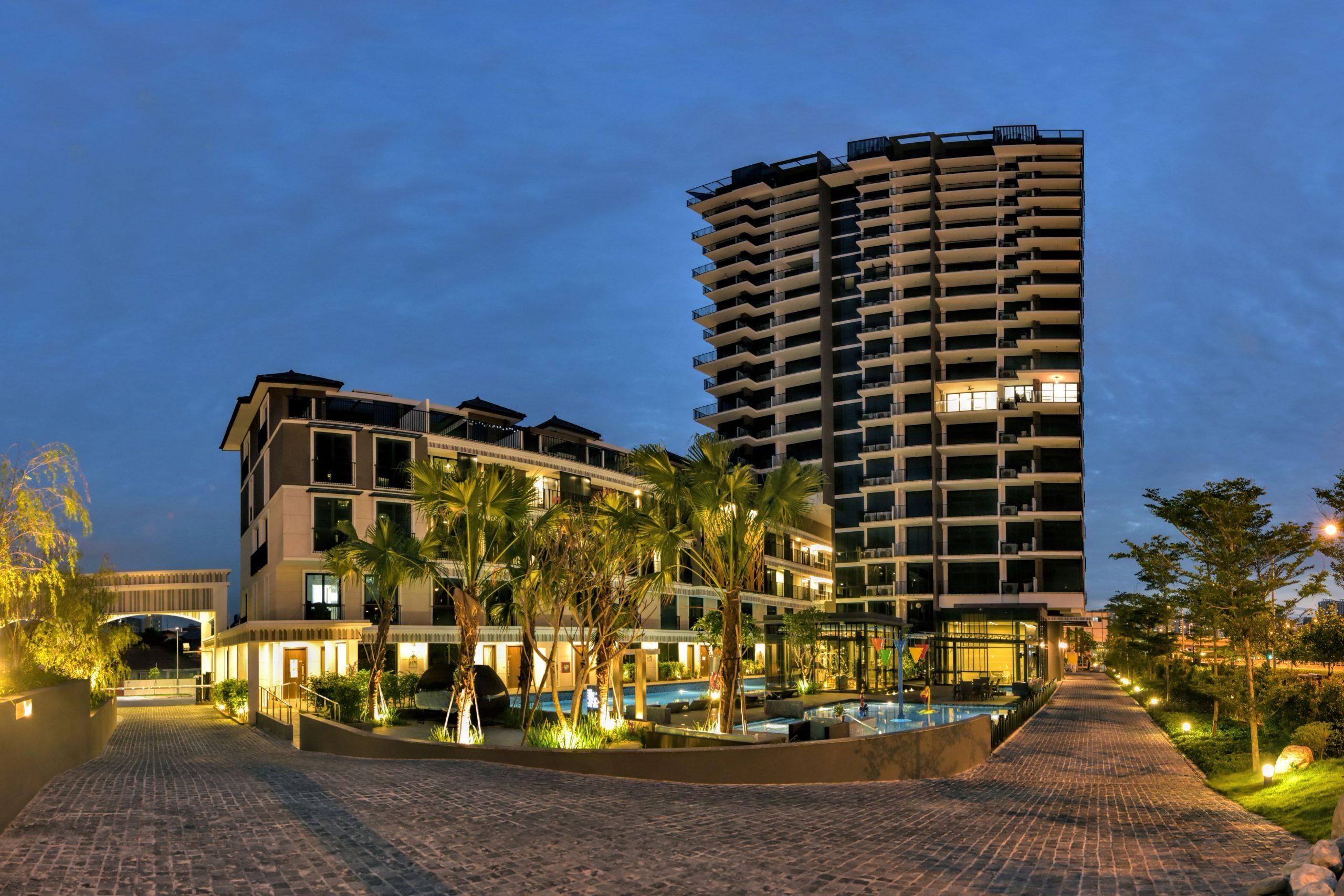 Sant Ritz Condominium