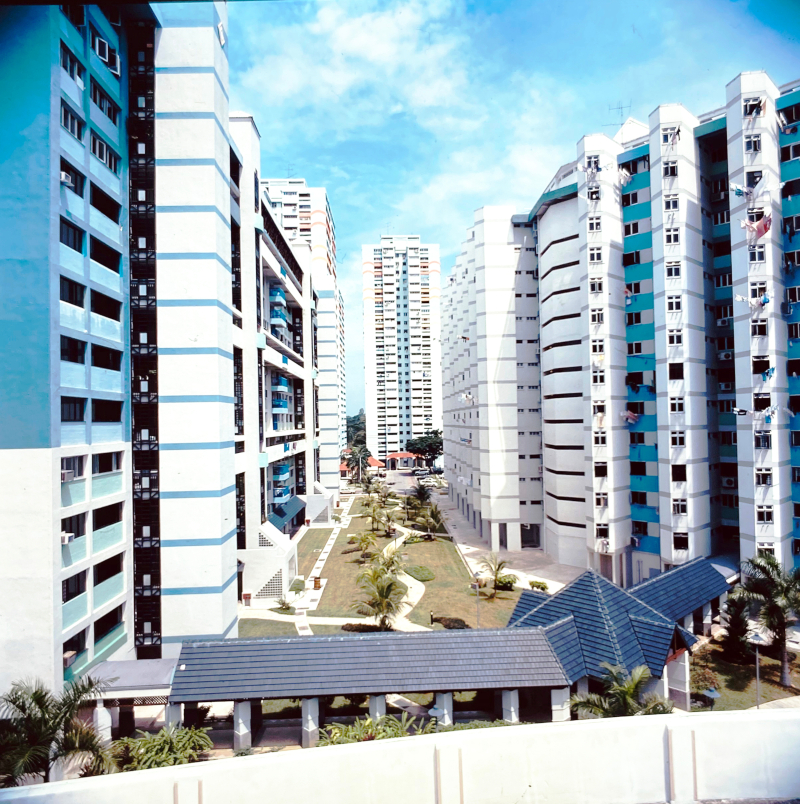Marine Parade HDB Flats Upgrading Project