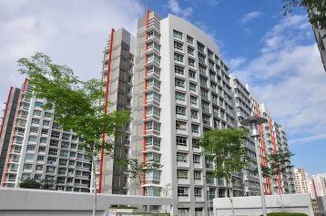 Sengkang Town HDB Flats Project