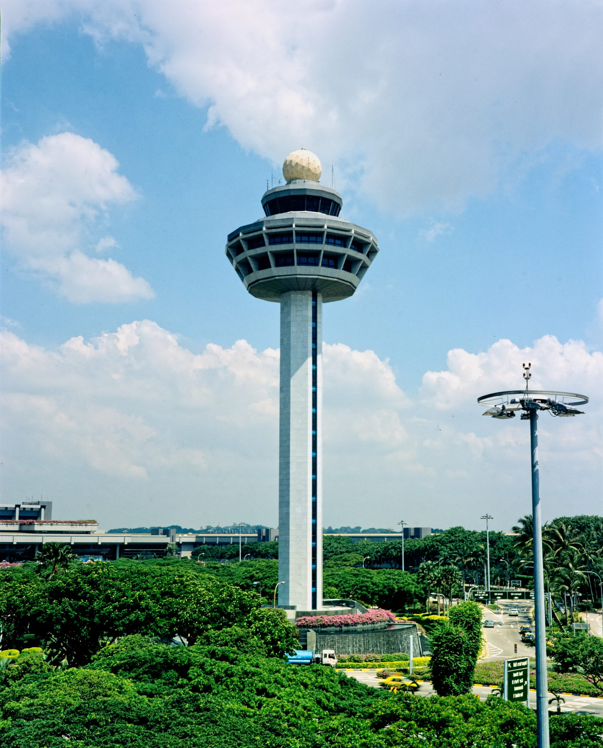 Control Tower Retrofitting Project