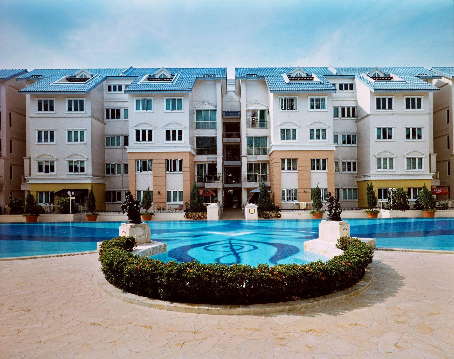 Euphony Gardens Condominium