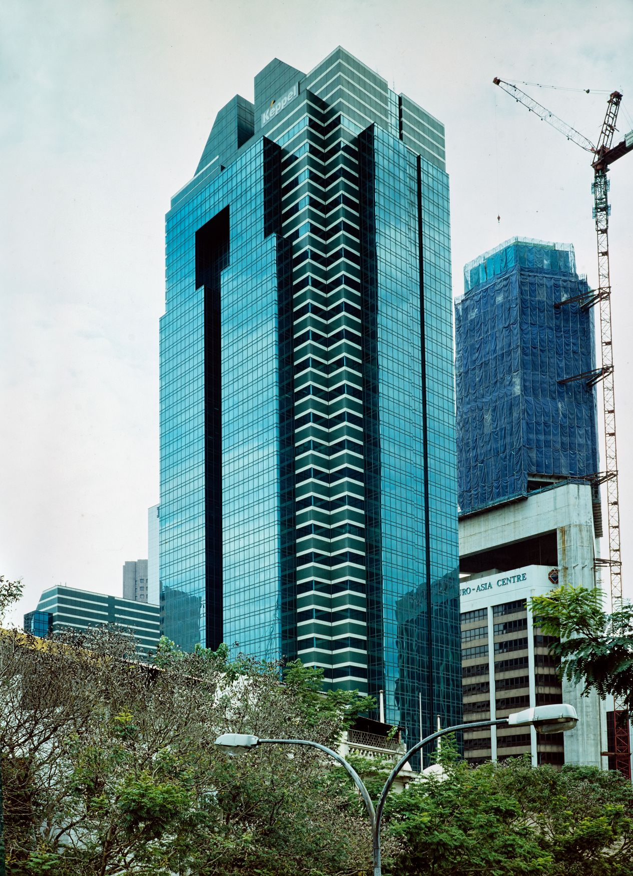 Keppel Towers