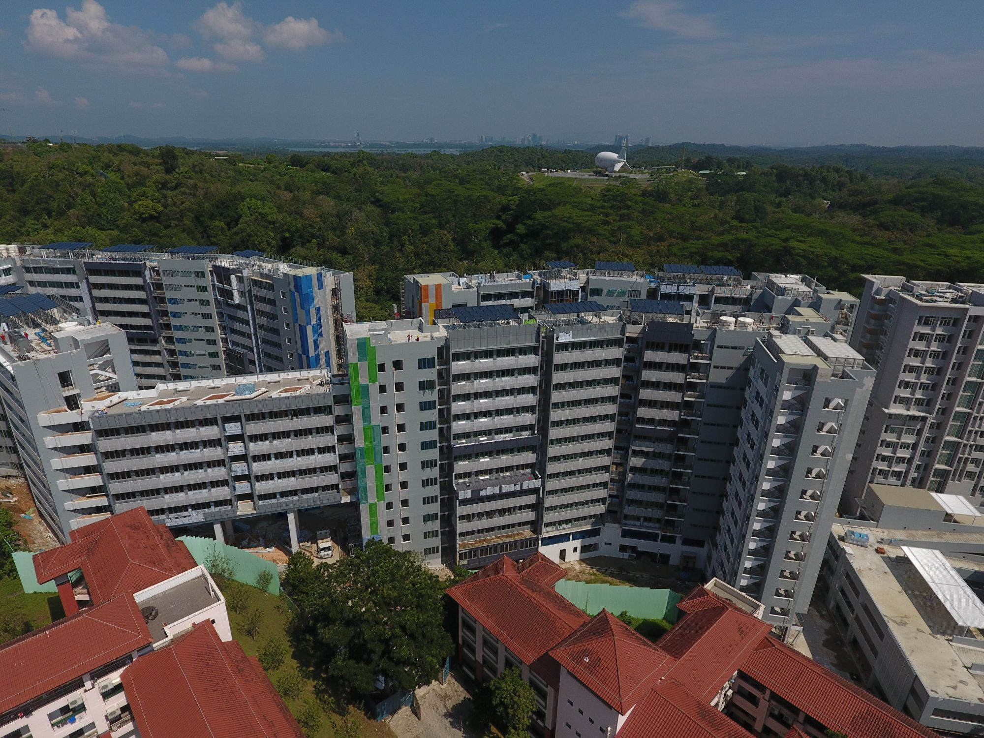 NTU Residential Hall