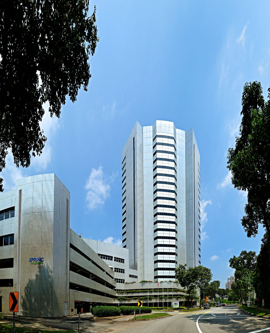 National Productivity Board Building