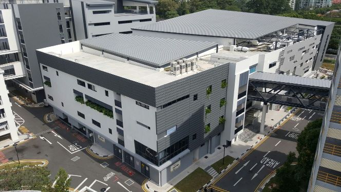 Singapore Polytechnic Campus Expansion Project