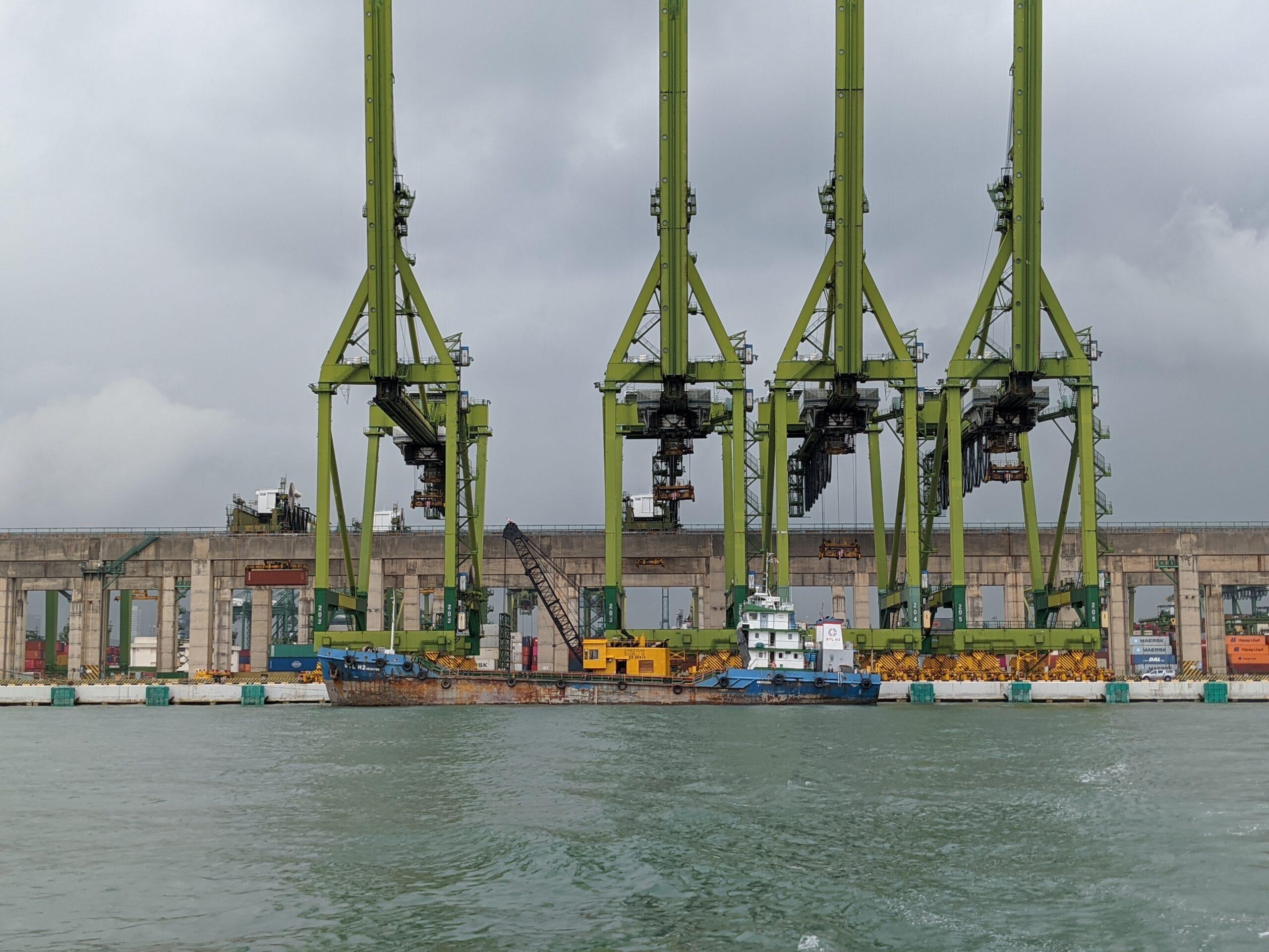 Port Maintenance Dredging Project