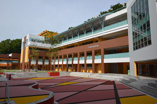 JuYing Secondary School Upgrading Project